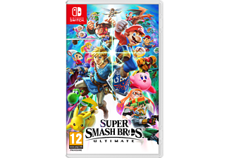 Super Smash Bros. Ultimate FR Switch