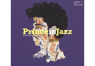 VARIOUS - Prince In Jazz - (Vinyl)