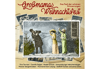 VARIOUS - Großmamas Weihnachtsfest - (CD)