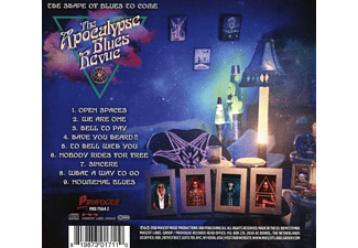 Apocalypse Blues Rev - The Shape Of Blues To Come - (CD)