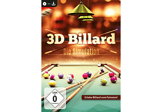 3D Billard - Die Simulation - PC