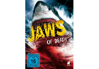 Jaws Of Death - (DVD)