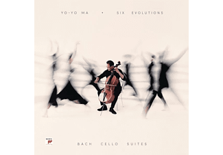 Yo-Yo Ma - Six Evolutions-Bach: Cello Suites - (Vinyl)