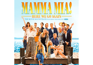 Mamma Mia! Here We Go Again! CD