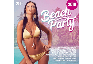 Beach Party 2018 CD