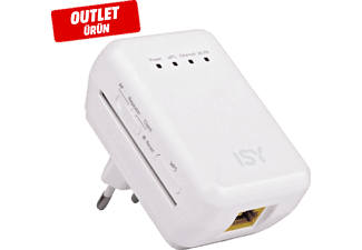 ISY INW-5200 WLAN Repeater Outlet