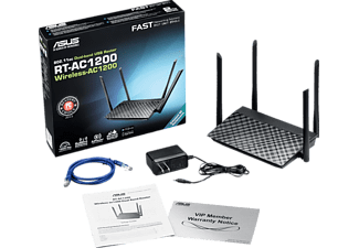 ASUS RT-AC1200, Router