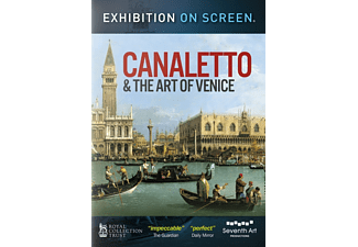 CANALETTO AND THE ART OF VENICE - (DVD)