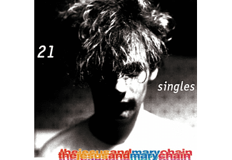 The Jesus and Mary Chain - 21 Singles LP