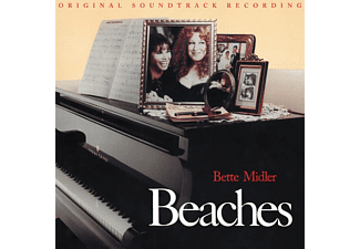 Bette Midler - Beaches OST LP