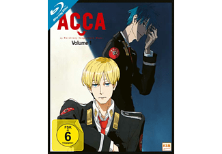 ACCA - 13 Inspection Dept. - Volume 1 - Episode 1-4 - (Blu-ray)