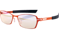 AROZZI Visione VX-500, Gaming Brille, Orange/Schwarz