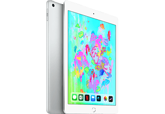 "Apple iPad (2018), 9.7"", 128 GB, WiFi, Plata"