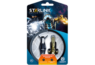 UBISOFT UE Starlink Weapon Pack - Shockwave + Gauss