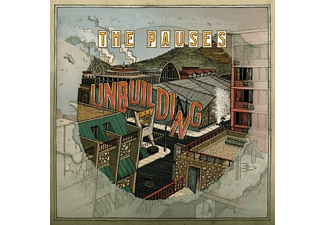 The Pauses - Unbuilding (Clear/Green Vinyl) - (Vinyl)
