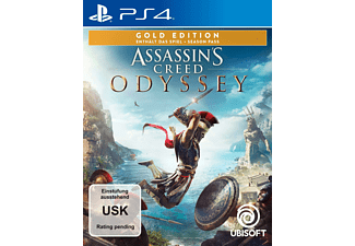 ASSASSINS CREED ODYSSEY GOLD EDITION - PlayStation 4
