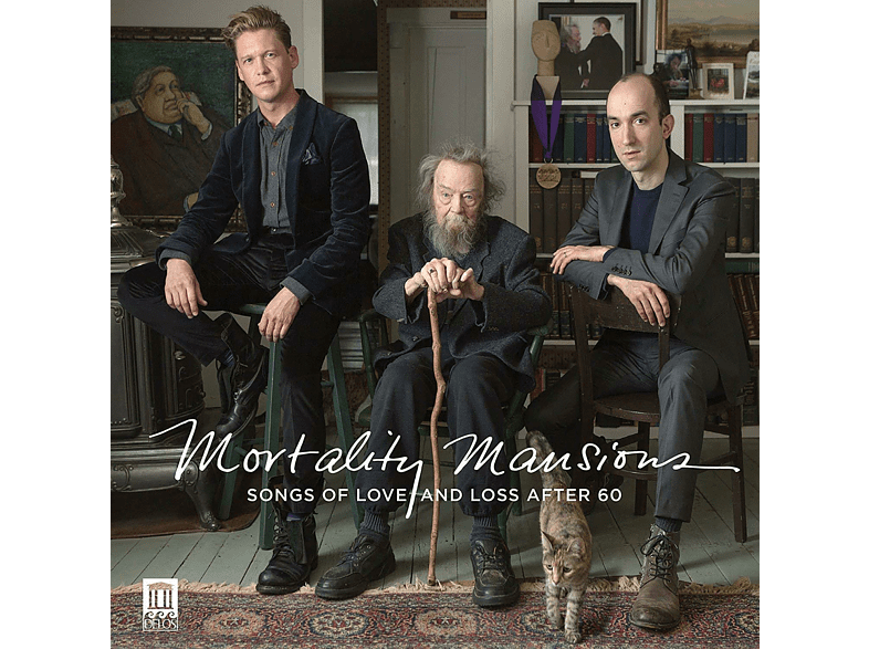 Michael Slattery, Dimitri Dover, Marnie Breckenridge, Donald Hall - Mortality Mansions [CD]