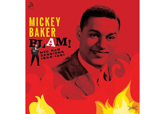 Mickey Baker - Blam! The Nyc R&B Sessions - (Vinyl)
