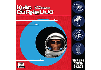 King Cornelius And The Silverbacks - Swinging Simian Sounds - (CD)