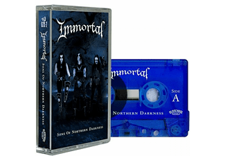 Immortal - Sons of Northern Darkness (Clear Blue MC) - (MC (analog))