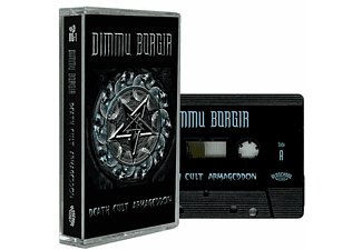 Dimmu Borgir - Death Cult Armageddon (Black) - (MC (analog))