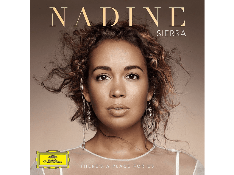 Nadine Sierra, Royal Philharmonic Orchestra - There's A Place For Us [CD]