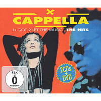 Capella - U Got 2 Let The Music-The Hits [CD + DVD Video]