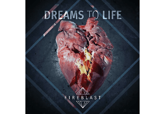 Fireblast - Dreams To Life - (CD)