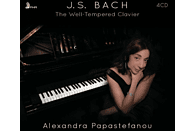 Papastefanou Alexandra - The Well-Tempered Clavier [CD]