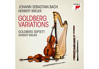 Goldberg-septett - Goldberg Variationen - (CD)