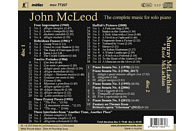 McLachlan,Murray/McLachlan,Rose - Complete Piano Music [CD]