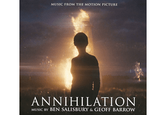 Ben Salisbury, Geoff Barrow - Annihilation (OST) - (CD)