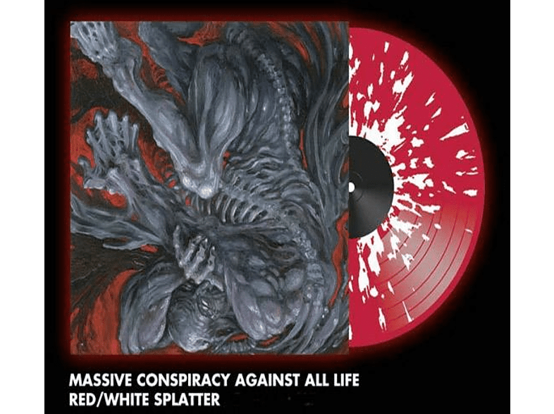 Leviathan - Massive Conspiracy Against All Life [Vinyl]