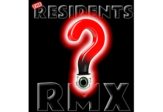 The Residents - RMX - (CD)