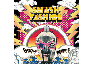 Smash Fashion - Rompous Pompous - (CD)