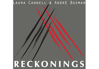 Cannell,Laur & Bosman,Andre - Reckonings - (CD)