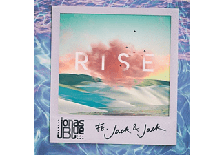 Jonas Blue, Jack Jack - Rise (2-Track) - (5 Zoll Single CD (2-Track))