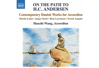 Hanzhi Wang - On The Path To H.C. Andersen - (CD)