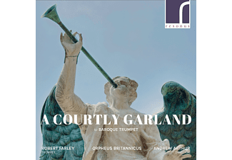 Orpheus Britannicus - A Courtly Garland - (CD)