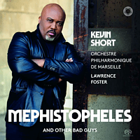 Orchestre Philharmonique De Marseille, Kevin Short - Mephistopheles and other bad guys [SACD Hybrid]