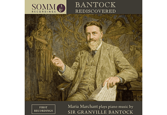 Maria Marchant - Bantock Rediscovered - (CD)