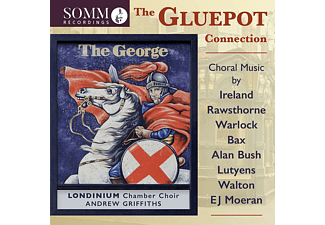 Londinium Chamber Choir - The Gluepot Connection-British Choral Music - (CD)