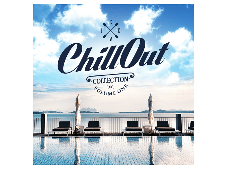 VARIOUS - The Chillout Collection,Vol.1 [CD]