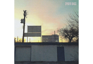 Spider Bags - Someday Everything Will Be Fine - (LP + Download)