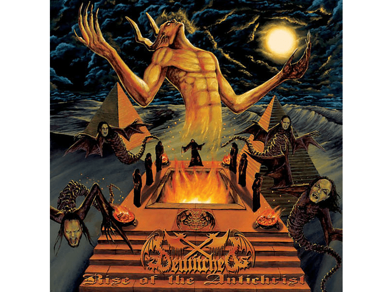 Bewitched - RISE OF THE ANTICHRIST [Vinyl]