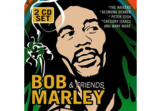 Bob Marley, VARIOUS - Bob Marley & Friends - (CD)