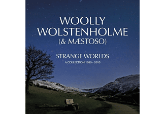 Woolly Wolstenholme - Strange Worlds - (CD)