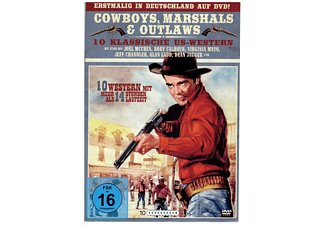 Cowboys, Marshals & Outlaws - (DVD)