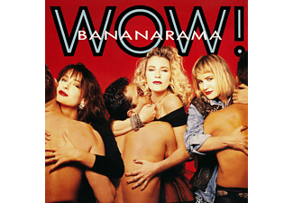 Bananarama - Wow! - (CD)