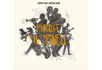 Thierry Maillard Big Band - Pursuit Of Happiness - (CD)